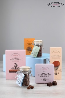 All Things Chocolate Hamper by Cartwright & Butler