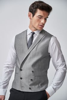 Morning Suit: Waistcoat