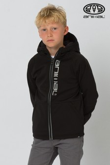 Animal Black Maxx Dwr Zip Fleece