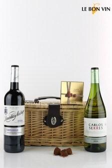 Le Bon Vin Spanish Rioja Gift Hamper