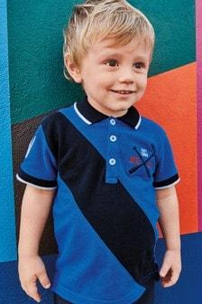 Kurzarm-Poloshirt mit Markenlogo (3Monate bis 7Jahre)