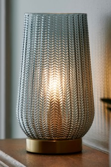 Cypress Glass Touch Lamp