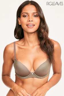 Figleaves Smoothing Plunge Bra