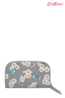 Cath Kidston® Disney™ Scattered Blossom Small Leather Coin Purse