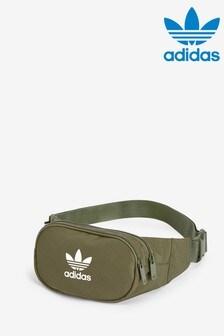 adidas Originals Khaki Essential Cross Body Bag