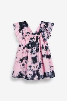 Tie Dye Beach Dress (3-16yrs)