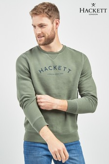 Hackett Green Sweatshirt