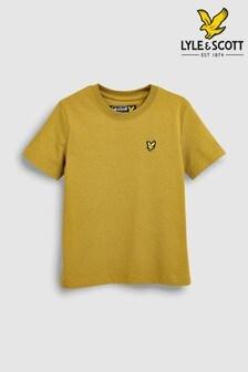 T-shirt classique Lyle & Scott vert