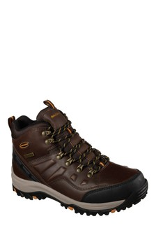 Skechers® Brown Relment Traven Shoe