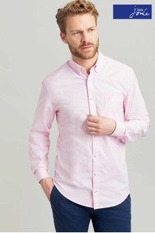 Joules Oxford Long Sleeve Classic Fit Shirt