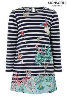 Monsoon Minella Sweatshirt-Kleid