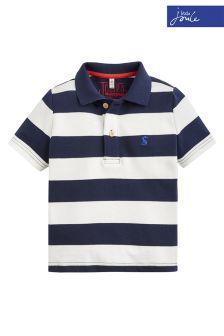 Joules Navy Stripe Filbert Polo