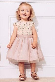 Нарядное платье (3 мес.-7 лет)