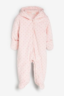 Star Velour All-In-One (0-9mths)