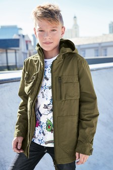 Pocket Anorak (3-16yrs)