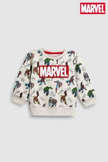 Marvel All Over Print Crew (3mths-6yrs)