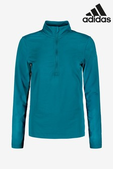 adidas Climalite 1/2 Zip Sweat Top