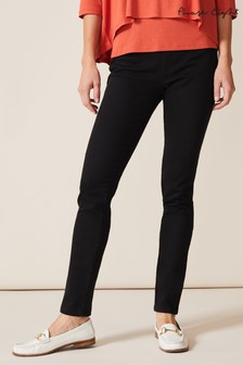 Phase Eight Black Amina Skinny Fit Jeggings