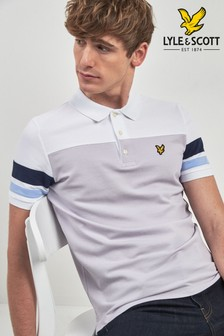 Lyle & Scott Contrast Band Polo