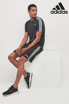 adidas 3 Stripe Linear Chelsea Short