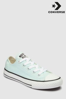 Converse Teal Youth Chuck Ox