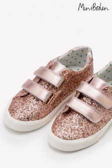 Boden Gold Fun Low Top