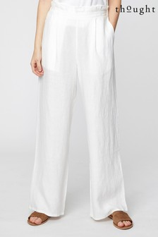 Thought White Rosabel Trouser