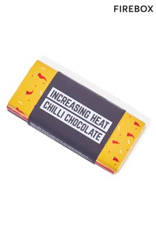 Increasing Heat Chilli Chocolate Bar Three Pack
