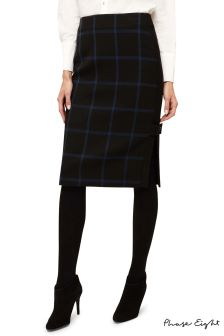 Phase Eight Blue Hermione Skirt