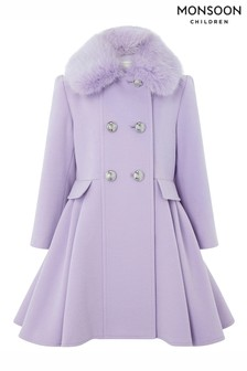 Monsoon Viola Coat