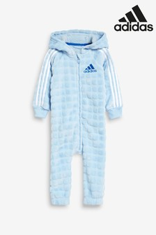 adidas Infant Blue Soft All-In-One
