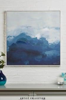 Картина в рамке из художественной коллекции Suffolk Sea от Victoria Friend