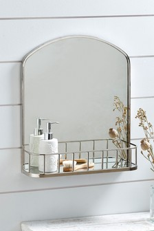 Harlow Shelf Mirror