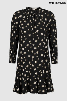 Whistles Edelweiss Print Dress