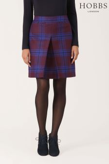 Hobbs Purple Jerrie Skirt