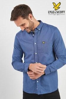 قميص أكسفورد من Lyle & Scott