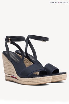 Tommy Hilfiger Iconic Elena Wedged Sandal
