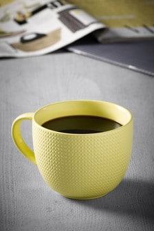 Textured Hug Mug