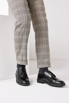 Cleated Sole Apron Shoes