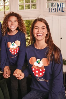 Womens Matching Family Mickey Mouse™ Christmas Sweater