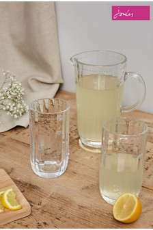 Joules Bee Glass Jug
