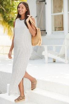 Платье макси для беременных