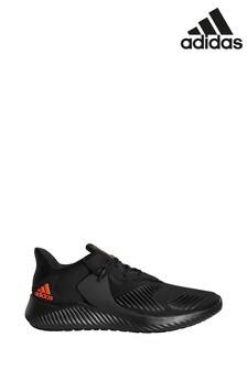 adidas Run Black AlphaBounce RC2 Trainers