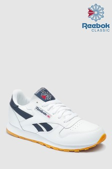 Reebok Leather Classics Youth