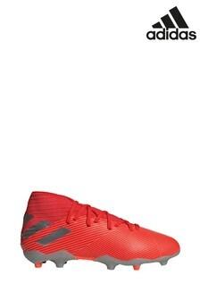 adidas Red Redirect Nemeziz FG Junior & Youth Football Boots