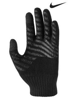 Nike Kids Black Tech Gloves