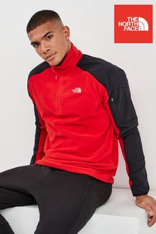 The North Face® Red Glacier Delta FZ Hoody