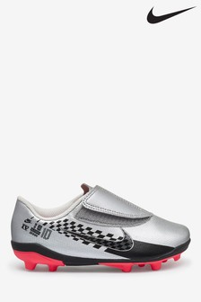 Nike Chrome Neymar Vapor Club Firm Ground Infant Football Boots