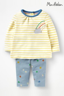 Boden Yellow Supersoft Jersey Play Set