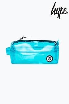 Hype. Transparent Pencil Case